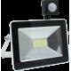 Светодиодный прожектор LPS 20W SMD 6000K с датчиком движения