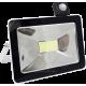 Светодиодный прожектор LPS 50W SMD 6000K с датчиком движения