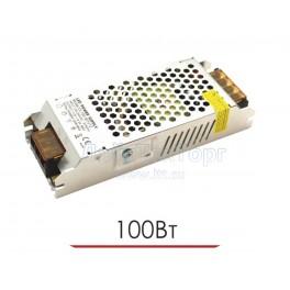 Блок питания для светодиодной ленты  CL 100W 12V IP20 Ultra slim