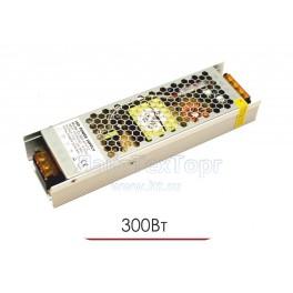 Блок питания для светодиодной ленты  CL 300W 12V IP20 Ultra slim