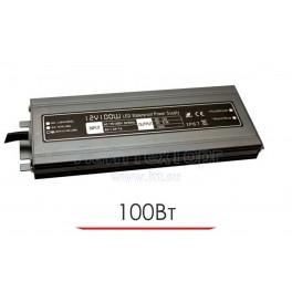 Влагозащищенный блок питания для светодиодной ленты LP 100W 12V IP67 Ultra slim (алюминий)