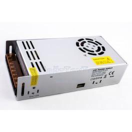 Блок питания для светодиодной ленты PS 500W 12V IP20