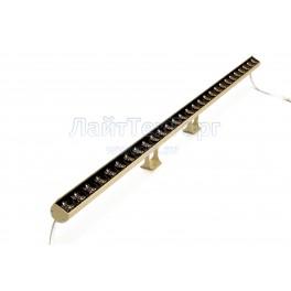 Линейный низковольтный светодиодный светильник MDL-100 34W