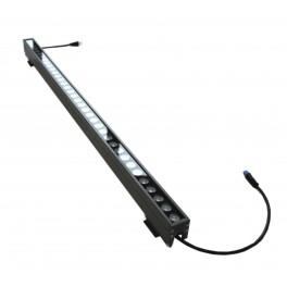 Линейный светодиодный фасадный светильник Эмиттер 36Z RGB 36 Вт. IP67