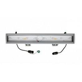 Линейный светодиодный светильник Фасад-500 19Вт.