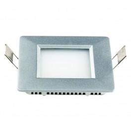 Ультратонкая светодиодная панель MS110x110-7W (Квадрат)