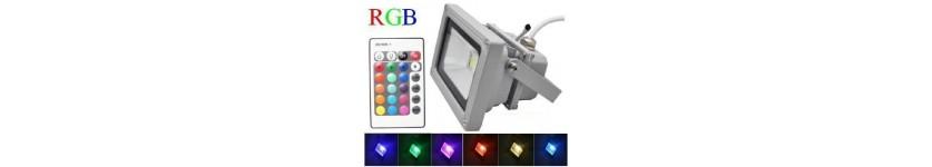 - RGB (мультицветные)