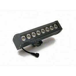 Линейный светодиодный фасадный светильник PL-25 15W