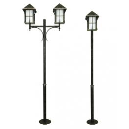 Садово-парковые фонари серии MONREALE